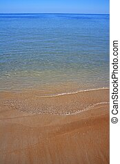 mediterraneo, acqua, riva, linea costiera, mare, spiaggia
