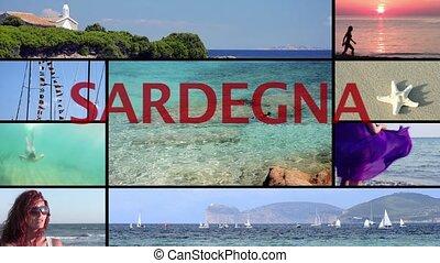 mediterraneo collage