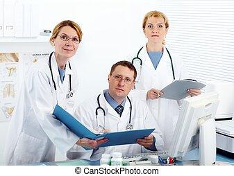 medizin, doctors.