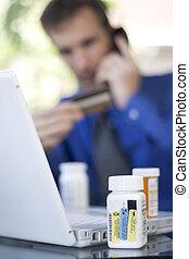 medizin, online, bestellung