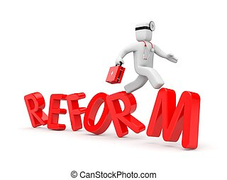 medizin, reform