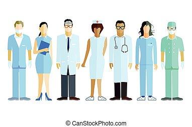 Medizinische Berufe