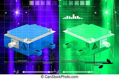 medizinischer laser