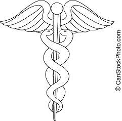 medizinisches zeichen
