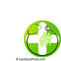 medizinprodukt, grün