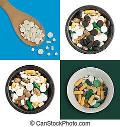 medizinprodukt, pillen, freigestellt