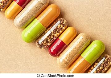 medizinprodukt, pillen, makro