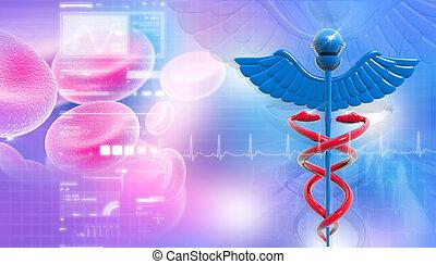 medizinprodukt, symbol