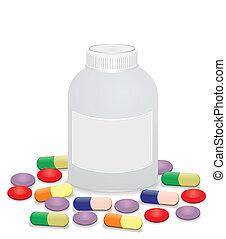 medizinprodukt, tabletten