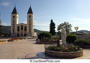 Medugorje church