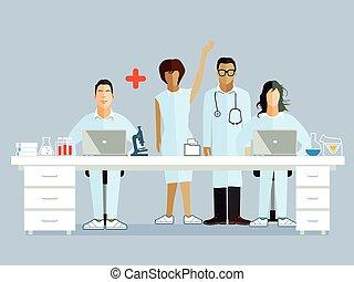 medyczne badanie