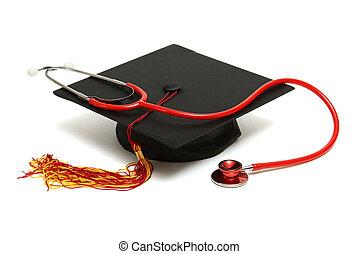 medyczny, absolwent