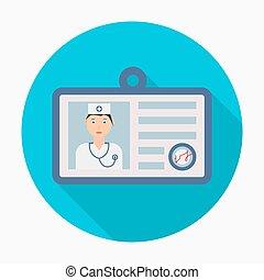 medyczny, id karta
