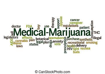 medyczny, marihuana