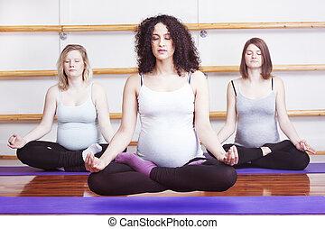 medytacja, cienkie powietrze