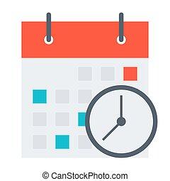 Meeting Deadlines Concept