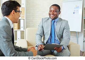 Meeting men