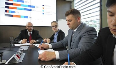 Meeting of the Board of Directors of the joint-stock company...