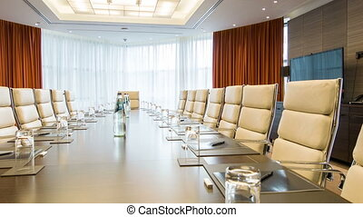 Meeting room in the premium class business center - Meeting...