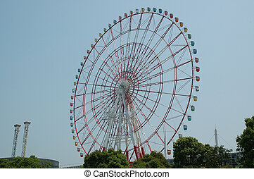 Mega Wheel - Mega Ferris Wheel