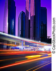 megacity, 高速公路
