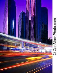 megacity, autostrada