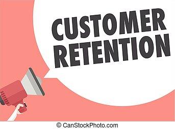 Megaphone Customer Retention