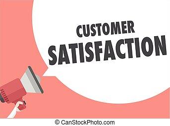 Megaphone Customer Satisfaction