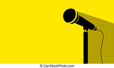megaphone icon. social media marketing concept.