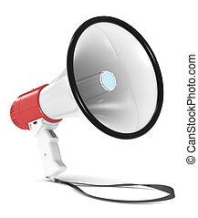 megaphone.