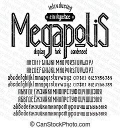 megapolis, police