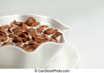 megfej, kukoricapehely, csokoládé