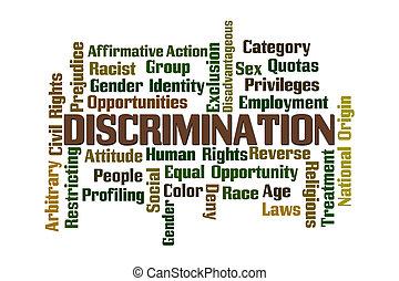 megkülönböztetés
