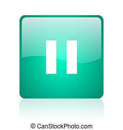 megszakítás, internet icon