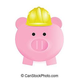 megtakarítás, dolgozó