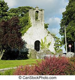 megye, kilkenny, írország, kells