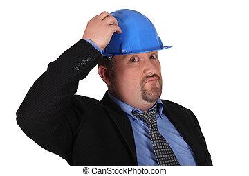 megzavarodott, építészmérnök