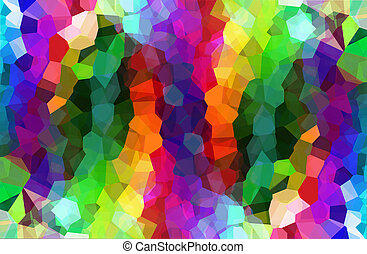 mehrfarbig, hintergrund
