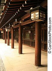 meiji, 東京, 日本, 神社