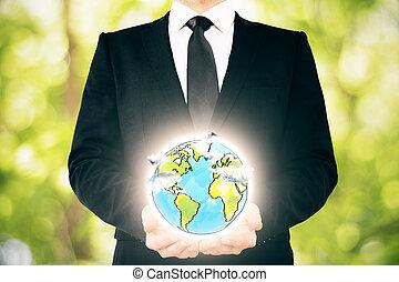 meio ambiente, conceito, proteção