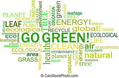 meio ambiente, e, natureza, etiquetas, nuvem