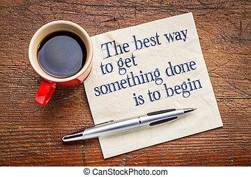 mejor, hecho, algo, manera, conseguir