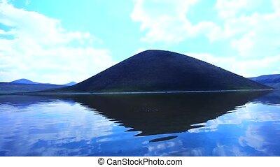 meke lake - Meke Crater Lake, Konya, Turkey