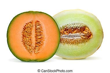 melón del cantalupo