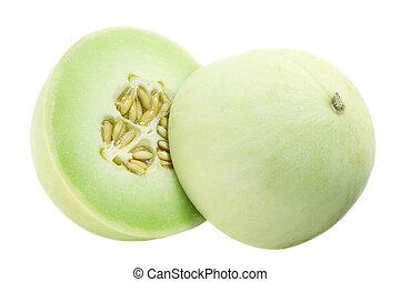 melón, ligamaza