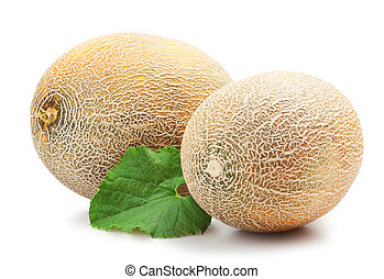 melón, maduro