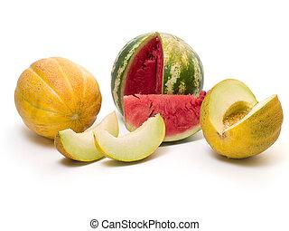melón, slices3