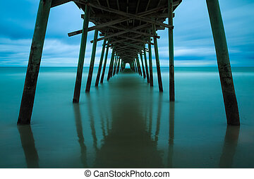 Melancholy Pier