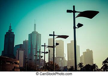 melbourne, -, australia
