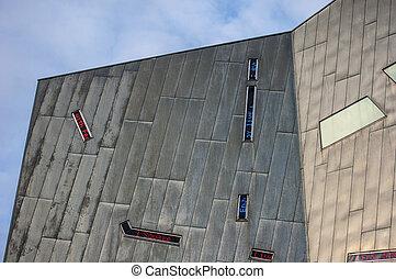 Melbourne building close up